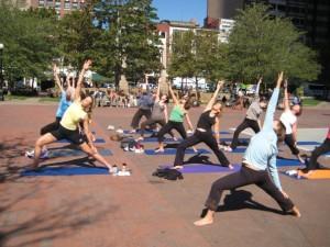 copley square yoga