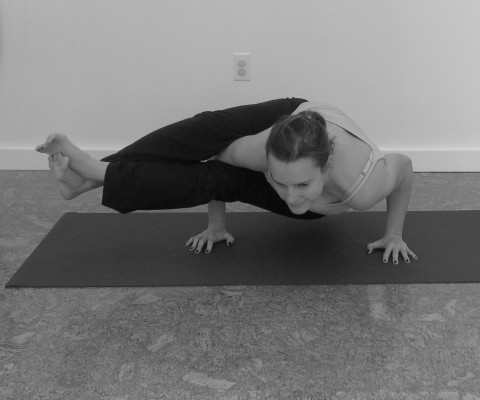 Open Hips for Arm Balancing