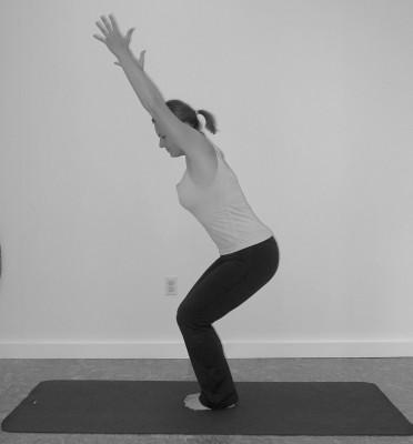 Strong Legs Practice